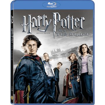 Harry Potter és a Tűz serlege Blu-ray
