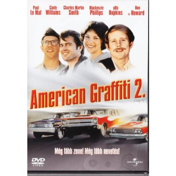 American Graffiti 2. DVD