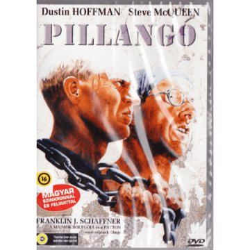 Pillangó DVD