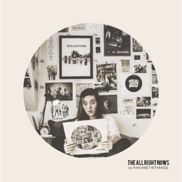 The All Right Nows LP
