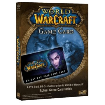World Of Warcraft: Prepaid Card PC