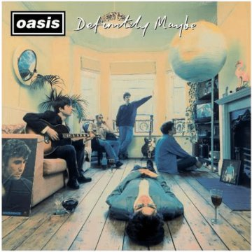Definitely Maybe (Remastered) CD