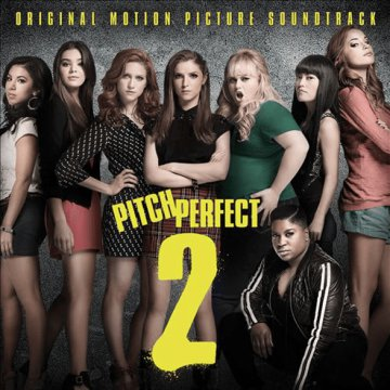 Pitch Perfect 2 (Tökéletes hang 2) CD