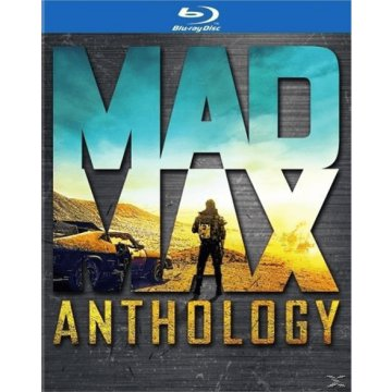 Mad Max Antológia Blu-ray+DVD