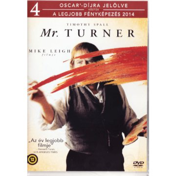 Mr. Turner DVD