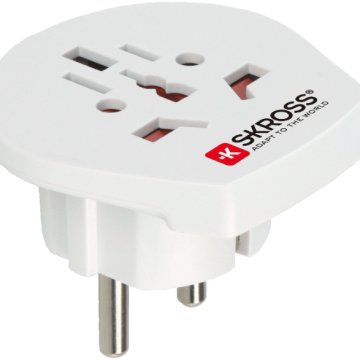 Europe utazó adapter