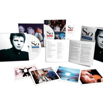 Peter Gabriel - So (25th Anniversary 3cd Special Edition) (CD)