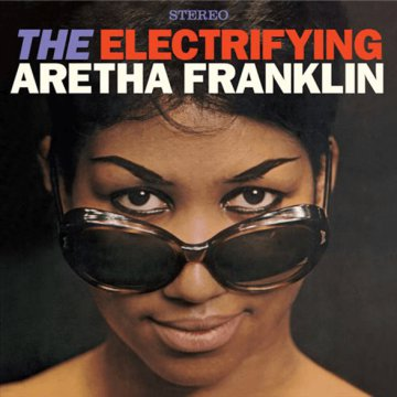 The Electrifying Aretha Franklin CD