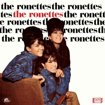 The Ronettes Featuring Veronica (Reissue) LP