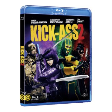 Kick-Ass 2. Blu-ray
