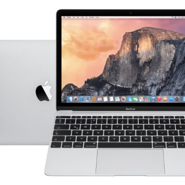 "MacBook 12"" ezüst 2016 (Retina Core M3 1.1GHz/8GB/256GB/Intel HD 515) mlha2mg/a"