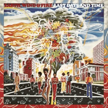Last Days and Time LP