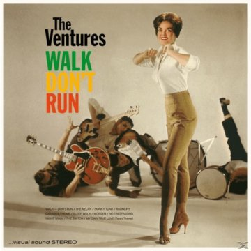 Walk Don't Run LP