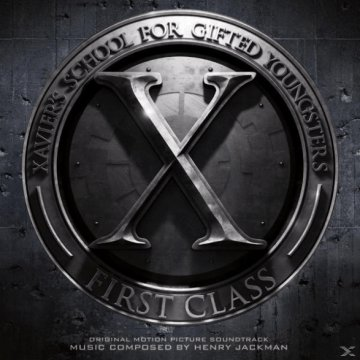 X-Men - First Class (Original Motion Picture Soundtrack) (X-Men - Az elsők) LP