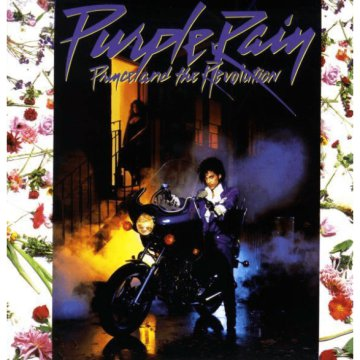 Purple Rain (Bíboreső) LP