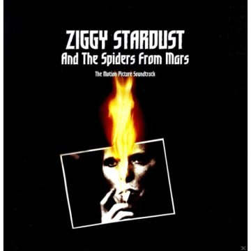 Ziggy Stardust and the Spiders from Mars LP