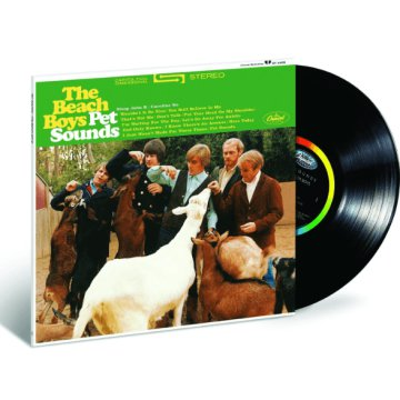 Pet Sounds (50th Anniversary Stereo Edition) LP