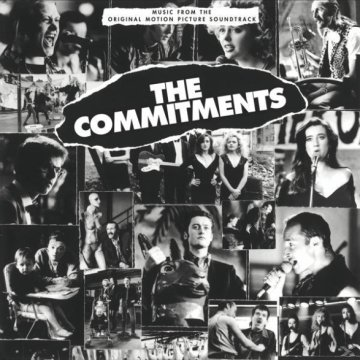 The Commitments (Original Motion Picture Soundtrack) LP
