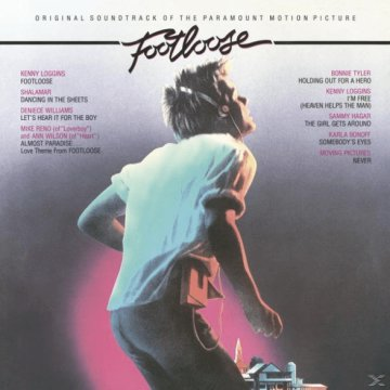 Footloose (Gumiláb) LP