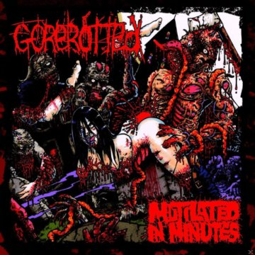 Mutilated In Minutes (Picture Disc) LP