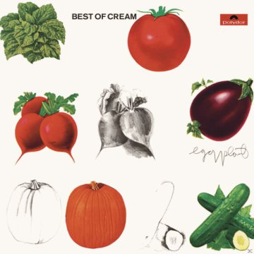 Best of Cream LP
