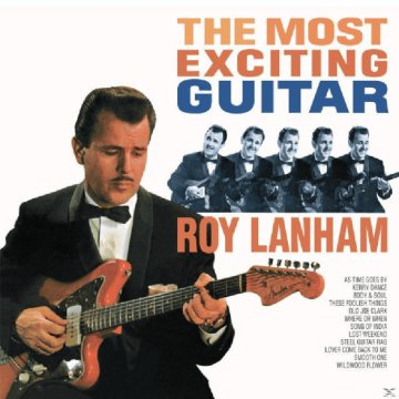 The Most Exciting Guitar (Reissue) LP