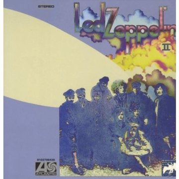 Led Zeppelin II (Deluxe Edition) (Remastered) LP