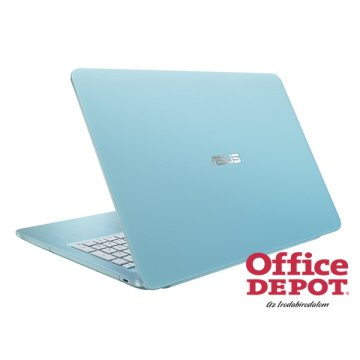 "ASUS X540LA-XX103D 15,6""/Intel Core i3-4005U/4GB/500GB/DVD író/kék notebook"