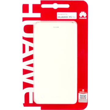 P9 LITE FLIP COVER WHITE