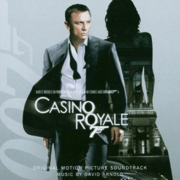 James Bond - Casino Royale CD