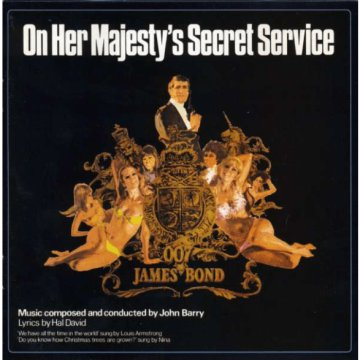 On Her Majesty's Secret Service (Original Motion Picture Soundtrack) (Őfelsége ...) CD