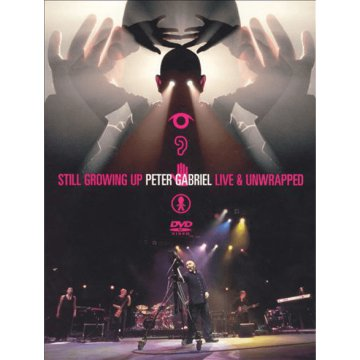 Still Growing Up - Live and Unwrapped DVD