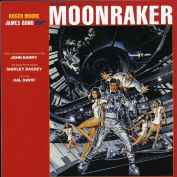 James Bond - Moonraker (James Bond - Holdkelte) CD