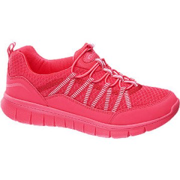 Pink light weight sneaker