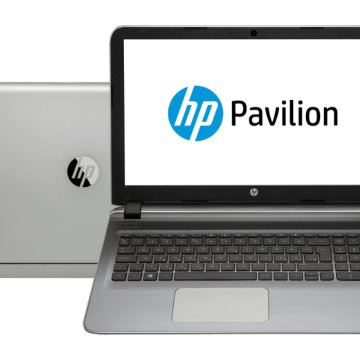 "Pavilion 15-AB222NH ezüst notebook V2G61EA (15,6"" Full HD matt/Core i7/4GB/1TB/GT940 4GB VGA/DOS)"