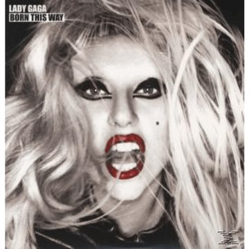 Born This Way (Vinyl LP (nagylemez))