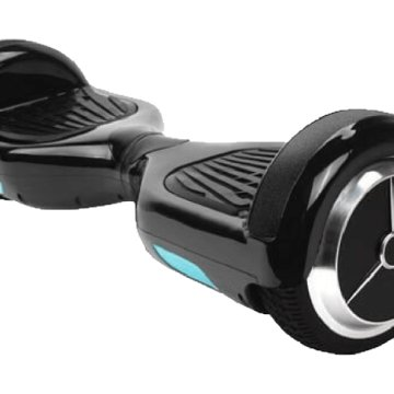 SD-0022K Smart Scooter, fekete