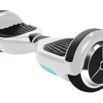 SD-0022W Smart Scooter, fehér