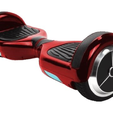 SD-0022R Smart Scooter, piros