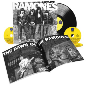 Ramones (40th Anniversary Deluxe Edition) CD+LP