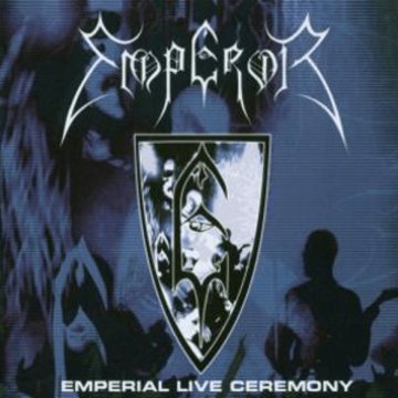 Emperial Live Ceremony CD