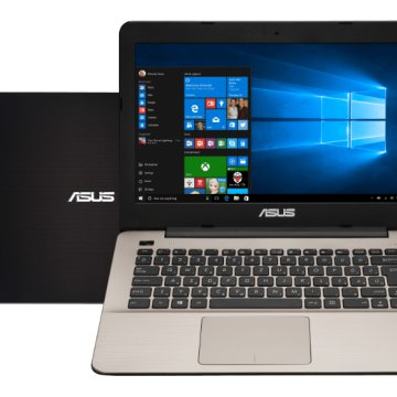 "X455LA-WX557T notebook (14""/Core i3/4GB/500GB/Windows 10)"