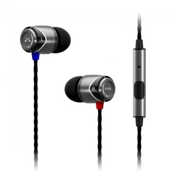 SoundMAGIC E10S In-Ear headset ezüst-fekete