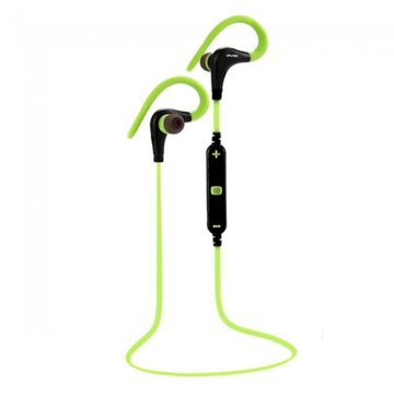 AWEI A890BL Bluetooth headset zöld