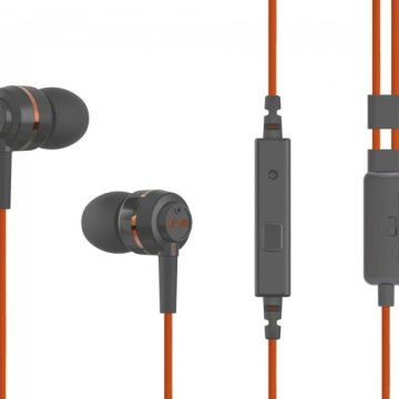 SoundMAGIC ES18S In-Ear headset szürke-narancs