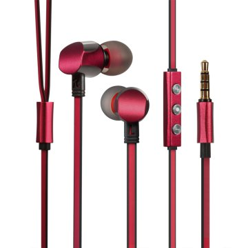GGMM Cuckoo+ In-Ear headset piros