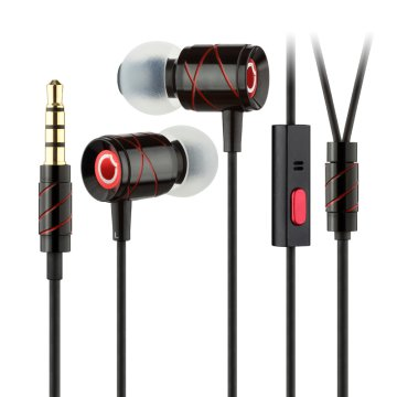 GGMM Hummingbird In-Ear heads. fekete