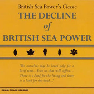 Decline of British Sea Power CD