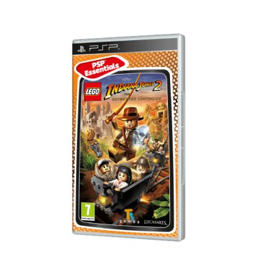 LEGO: Indiana Jones 2