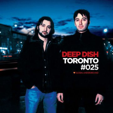 Global Underground #25 - Toronto CD